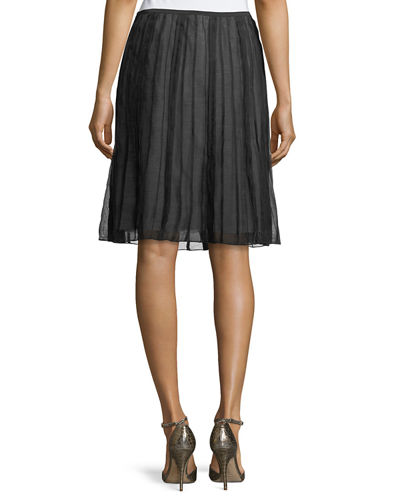 Batiste Flirt Pleated Skirt