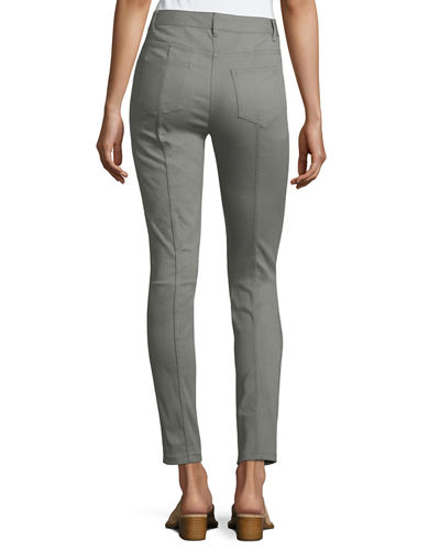 Bardot Double-Stretch Slim-Leg Jeans