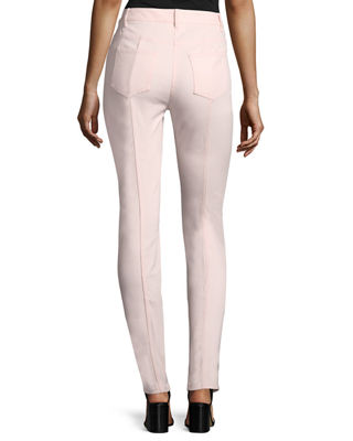 Image 2 of 3: Bardot Double-Stretch Slim-Leg Jeans