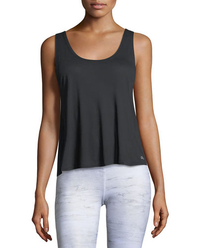 Alo Yoga Acme Open-Back Performance Tank
