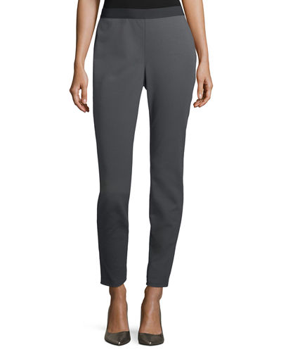 Stretch Ponte Leggings, Petite