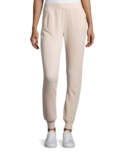 ATM Anthony Thomas Melillo Slim Cuffed Pull-On Sweatpants