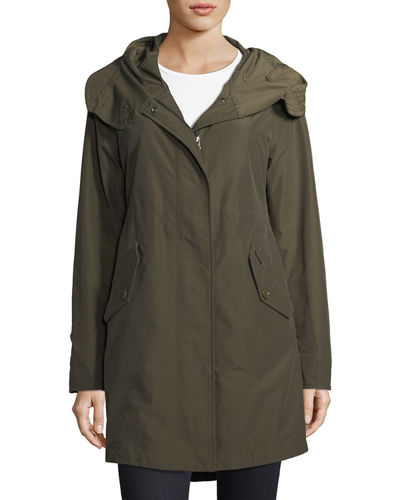Lightweight Long Military Coat