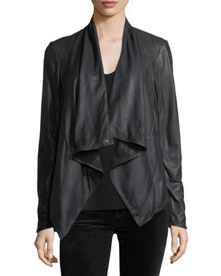 LaMarque Cascade Nappalan Leather Jacket
