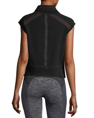 Image 2 of 2: Unite French-Terry Performance Vest