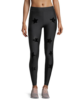 Ultracor Ultra Silky Knockout Star Performance Leggings