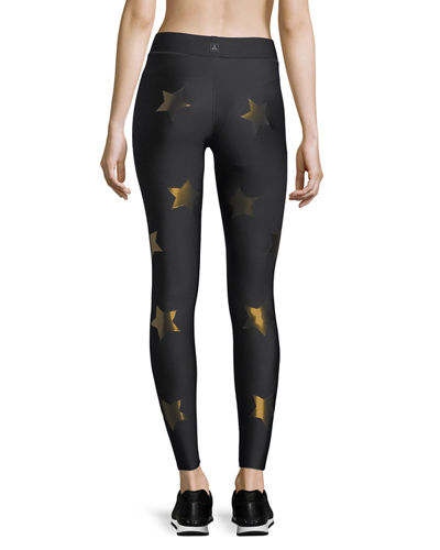 Ultra Silky Knockout Star Performance Leggings