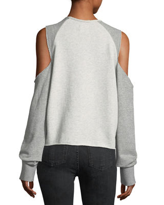 Image 2 of 2: Standard Issue Slash Pullover Sweatshirt