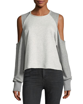 Image 1 of 2: Standard Issue Slash Pullover Sweatshirt