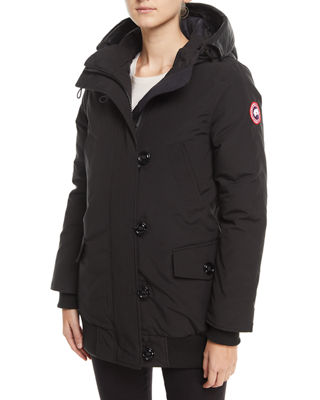 Image 2 of 3: Finnegan Parka w/ Shearling