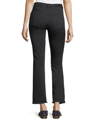 Image 2 of 2: Daily High-Rise Straight-Leg Jeans