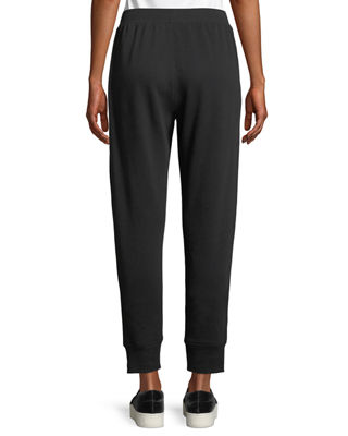 Image 2 of 3: Slim Cuffed Pull-On Terry Sweatpants