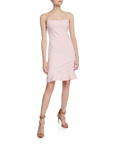 fab80a42 Quick Look. Likely · Banks Sleeveless Crepe Cocktail Sheath Dress