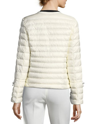 Image 3 of 3: Almandin Quilted Puffer Jacket