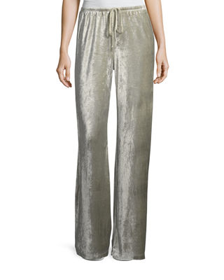 Image 1 of 2: Josephine Velour Easy Pants