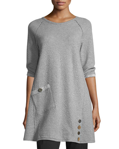 Jetsetter Long Tunic, Plus Size