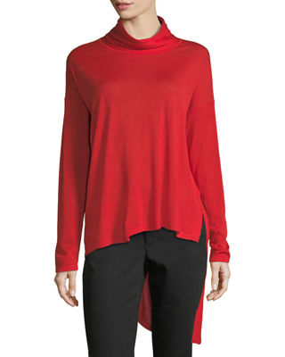 Eileen Fisher Ultrafine Merino Wool Top and Matching