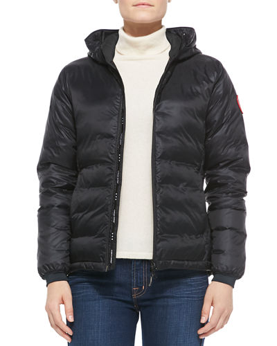 Canada Goose Camp Hooded Puffer Coat