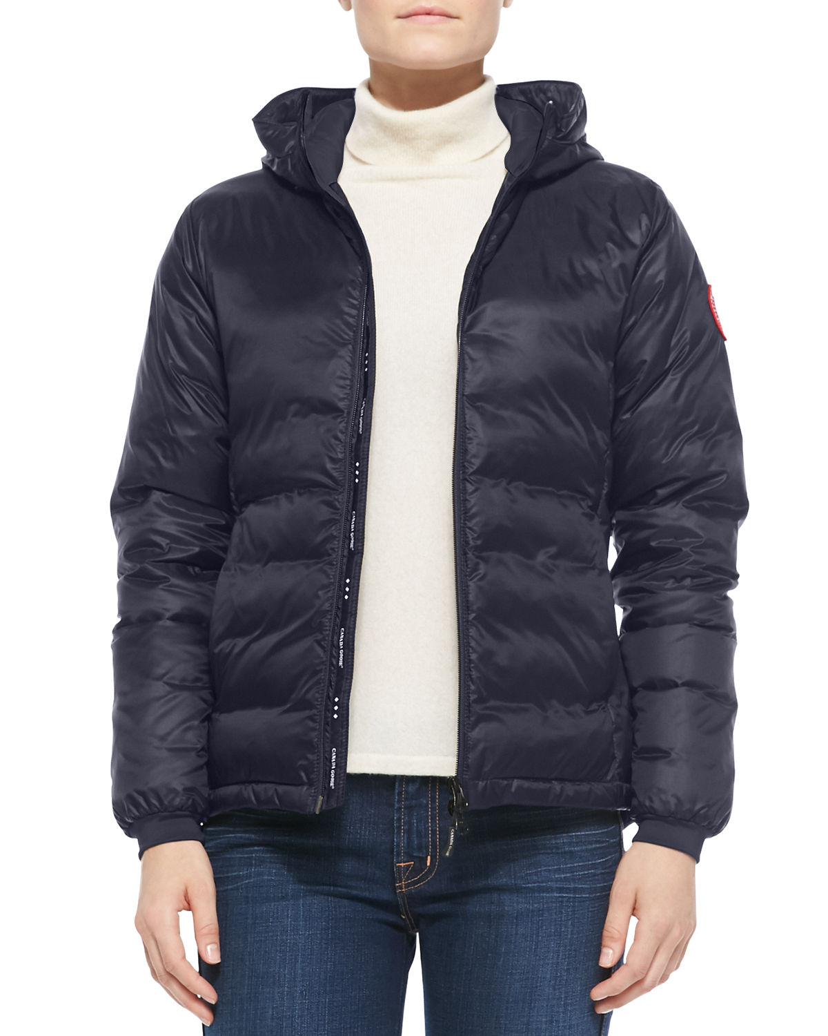 Camp Hooded Puffer Coat