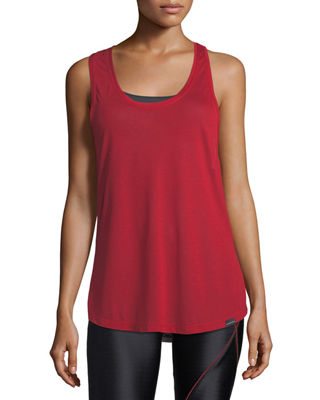Sprint Scoop-Neck Racerback Tank