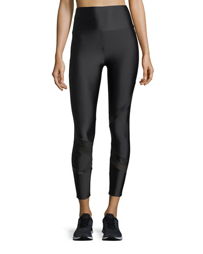 Grant Geo-Block Ankle Performance Leggings