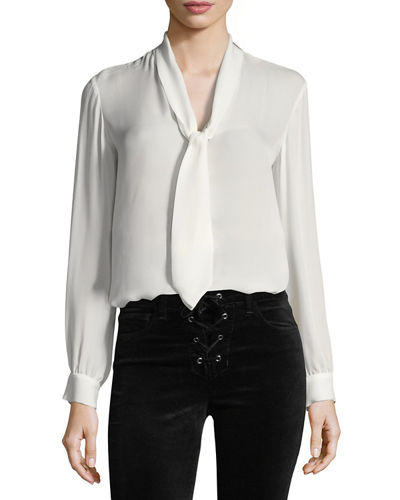 6facb33e72595c Womens Silk Blouse