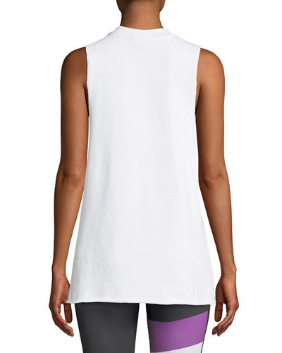 Raserback Graphic Crewneck Performance Tank