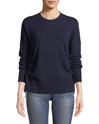 Derek Lam 10 Crosby Crewneck Cashmere Sweater with
