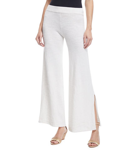 Minnie Rose La Playa Jersey Stretch Pants, Plus