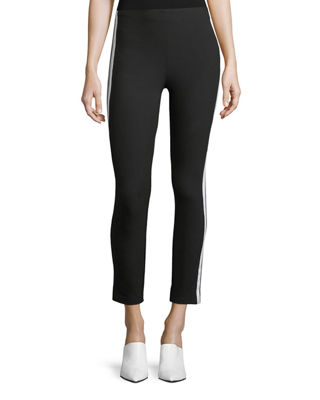 Rag & Bone Simone Side-Stripe Skinny Pants