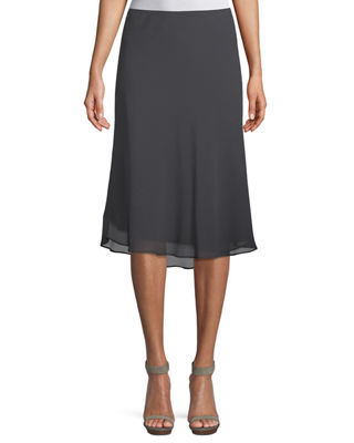 NIC+ZOE Paired Up Twirl Pull-On Skirt and Matching