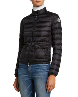 Lans Collared Down Jacket