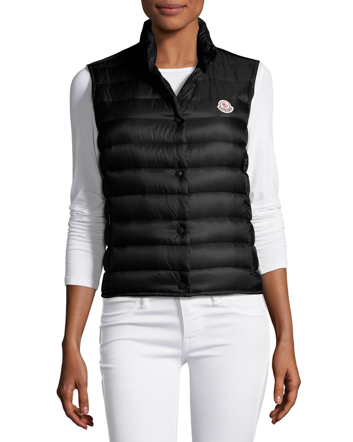 8dff49a8a Moncler Liane Quilted Down Gilet