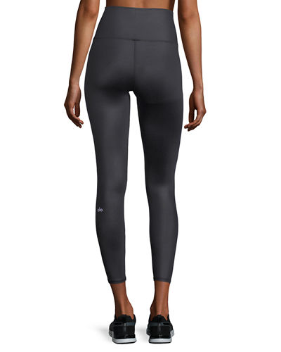 7/8 High-Waist Airbrush Performance Leggings