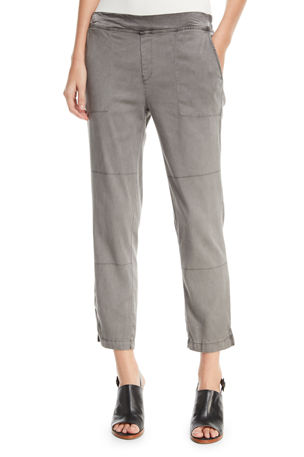 XCVI Santucci Stretch Twill Pants