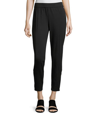 Eileen Fisher Organic Cotton Jersey Pants