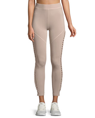 Cushnie Et Ochs Leyla Ankle-Length Performance Leggings with