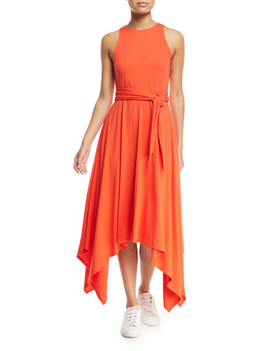 Damonda Sleeveless Midi Dress