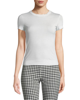 Apex Crewneck Short-Sleeve Tiny Tee