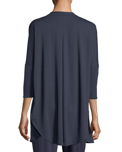 Zen French Terry Lounge Cardigan