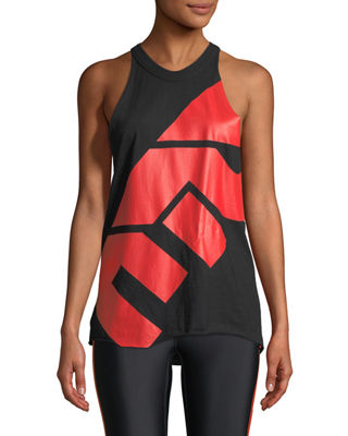 PE Nation Final Race Statement Tank Top