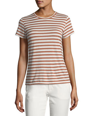 Bengal Stripe Essential Cotton T-Shirt