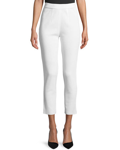White Ankle Pants | Neiman Marcus