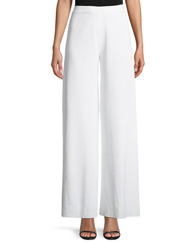 high waisted cropped palazzo pants - White Sea New York DPdFjOQwdn
