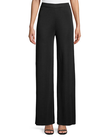 Misook WOMENS 45IN PALAZZO PANT