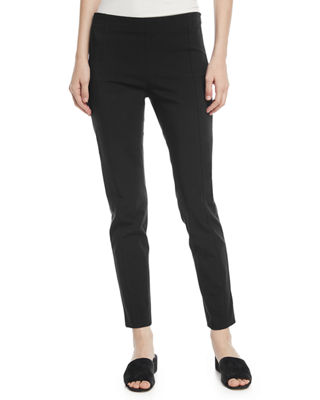Joseph Lenny Front-Seam Skinny Ankle Pants