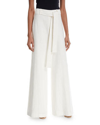 Vari High-Waist Wide-Leg Pants