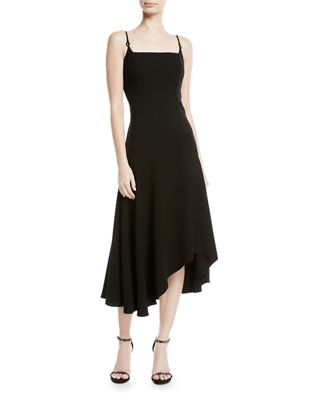 Elie Tahari Jolanna Sleeveless A-Line Dress