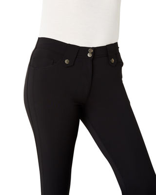 Image 4 of 4: Skyler Five-Pocket High-Rise Pants