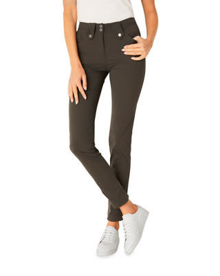 Skyler Five-Pocket High-Rise Pants